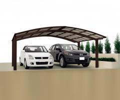 XIMAX Portoforte kocsibeálló - M alakzat dupla kocsibeálló