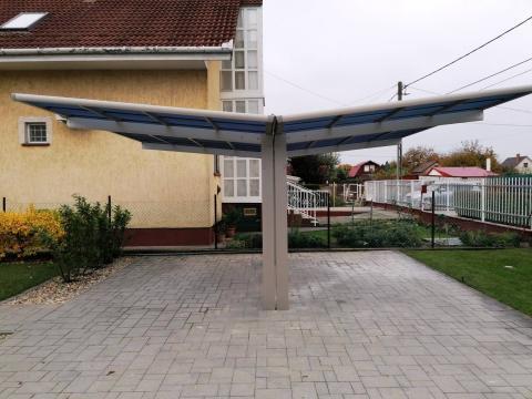Ximax swingline dupla autóbeálló kocsibeálló