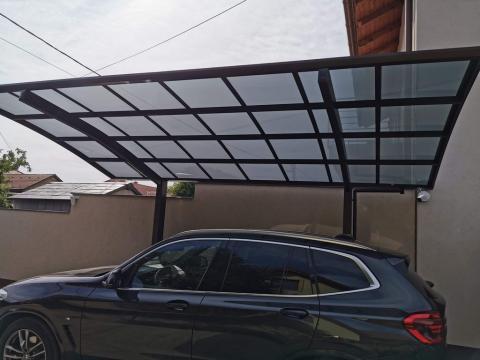 Ximax Portoforte íves kocsibeálló barna színben
